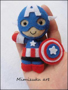 Banner superhéroes Capitán América Thor Hulk Ironman Ojo