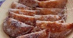 Fabulosa receta para Empanadillas de flan. Esta receta la hace mamá desde que soy pequeña..ya la hace menos pero cuando se hace todo son recuerdos. Apple Pie, French Toast, Sweets, Cooking, Breakfast, Desserts, Food, Halloween, Deep Fried Desserts