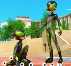 """""""Chronogirl"""" est le cinquième épisode de Miraculous: Les aventures de Ladybug et de Chat Noir. Pour son anniversaire, Alix reçoit une magnifique montre ancienne de la part de son père. Elle rejoint ensuite sa classe au Trocadéro pour affronter Kim à la course mais à cause de Chloé, sa montre est cassée et Alix est akumatisée, devenant Chronogirl."""