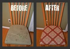 recover your chairs
