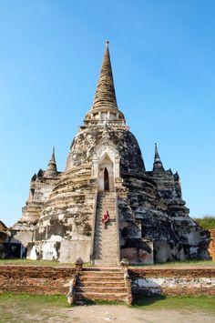 Ayutthaya, Northern Thailand
