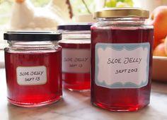 Sloe Jelly