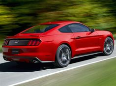 2017 Ford Mustang Revealed New Generation Has A Global Vision Kelley Blue Book