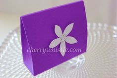 50 unique star flower wedding favors favor boxes by cherrywhistle