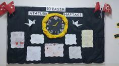 10 Kasim Atatürk Haftasi