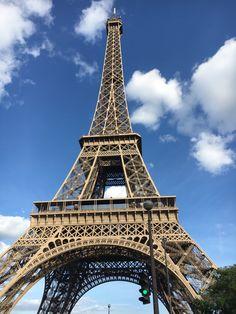 Eiffel Tower Tower, Paris, Building, Travel, Rook, Montmartre Paris, Viajes, Computer Case, Buildings