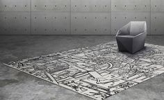 Libeskind's Loloey carpets