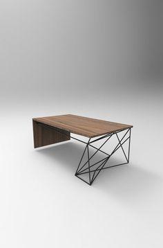 Steel Furniture, Lounge Furniture, Industrial Furniture, Table Furniture, Cool Furniture, Modern Furniture, Furniture Design, Business Furniture, Industrial Farmhouse