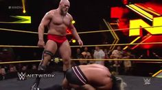 WWE NXT Superstar Dylan Miley showed his tag team partner just how much he HATES losing... in BRUTE fashion... on WWE Network!