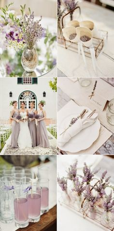 the cinderella project: because every girl deserves a happily ever after: Lavender Inspiration