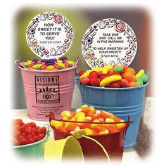 candies in bucket - Google Search