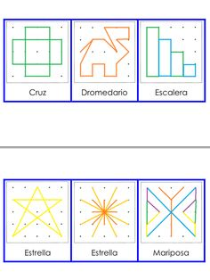 Geobord: Varia Math For Kids, Fun Activities For Kids, Kindergarten Activities, Preschool Activities, Preschool Rules, Preschool Printables, Kids Geo, Geo Board, Math Patterns