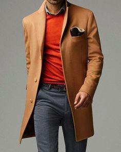 Men's Orange Style Inspiration   Famous Outfits