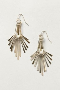 NWT-ANTHROPOLOGIE-Paysage-Earrings-Metal-FREE-SHIPPING-5-Star-Reviews