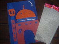A good deeds mosque Encourage Your children to do good deeds in Ramadan!