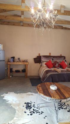 rustic bedroom.... the love nest....