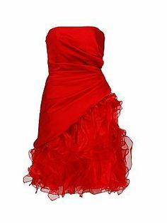 Aftershock Diantha strapless short dress