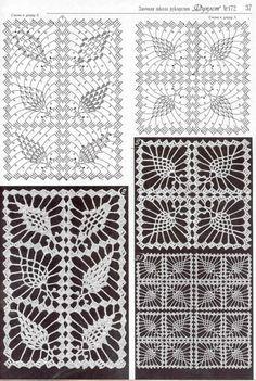 World crochet: Motive 216