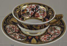 Antique Hand Painted Spode Imari Porcelain Tea Cup Tea Cup Set, Tea Sets, Tea Cup Saucer, Cafe Cup, English China, Antique Tea Cups, China Cups And Saucers, Japanese Porcelain, Turkish Coffee