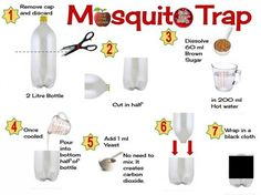 mosquito trap.  trying it to see if it really works or not!