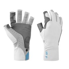 Now at our store Mustang Traction ... Available here: http://endlesssupplies.org/products/mustang-traction-uv-open-finger-fishing-glove-light-gray-blue-large?utm_campaign=social_autopilot&utm_source=pin&utm_medium=pin