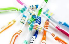 Replace your toothbrush every three or four months, or sooner if the bristles are frayed. A worn toothbrush won't do a good job of cleaning your teeth!