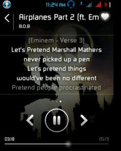 Airplanes (Feat Eminem) - B.O.B. , Haylay williams