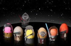 Star Wars Easter Eggs | Fun Family Crafts