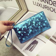 New Ladies Fashion Hand Wallet