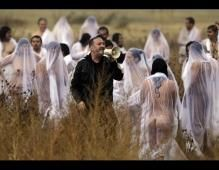 Naked Mexicans: 300 people strip down down for photographer Spencer Tunick in San Miguel de Allende, Guanajuato