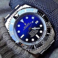 #Rolex DeepSea #SeaDweller #116660 via @youcanneverhaveenough