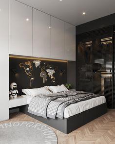 Bedroom Setup, Room Design Bedroom, Bedroom Furniture Design, Home Room Design, Home Decor Bedroom, Home Interior Design, Bedroom Arrangement, Minimalist Bedroom, Modern Bedroom