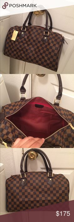 Louis Vuitton Speedy35 satchel Got it from gift. Very nice handbag. Don't miss it. Price reflect authentic. I can ship it today Louis Vuitton Bags Shoulder Bags
