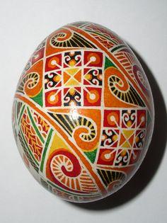 Ukrainian Easter Eggs, Embroidery, How To Make, Ideas, Art, Easter Activities, Craft Art, Needlepoint, Kunst