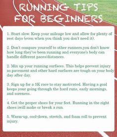 Twitter / BeFitMotivation: Running tips for beginners ...