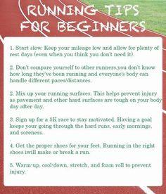 Twitter / BeFitMotivation: Running tips for beginners ...