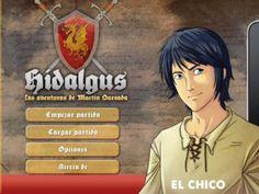 Hidalgus, una app de aventuras en el Siglo de Oro