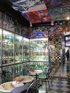 Absinthe Bar, Prague