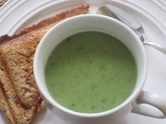 Parsley soup @ http://allrecipes.co.uk