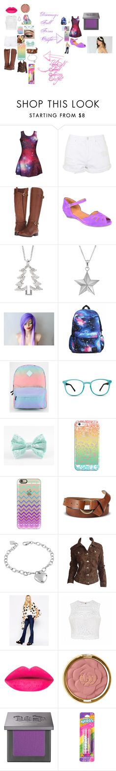 """""""Y/N and Dreamys Full Form Outfit"""" by lizzie12304 on Polyvore featuring beauty, Topshop, Naturalizer, Gentle Souls, Jewel Exclusive, True Rocks, Vans, GlassesUSA, Monday and Casetify"""