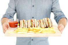 Sandwich VIPS Club | Velocidad Cuchara