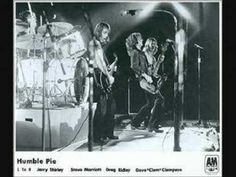 """Humble Pie - """"Fool For A Pretty Face"""" - Steve Marriott Vocals --- """"This song was written by Steve Marriott and Jerry Shirley in New York over the course of one weekend, after being told by Aerosmith manager David Krebs that he would get them another record deal if they managed to come up with a hit single. Krebs liked it and Humble Pie were signed to Atco."""""""