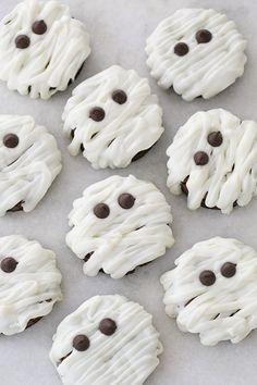 Halloween Mummy Cupc