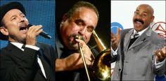 Ruben Blades, Willie Colón y Oscar de León se presentarán en Carnaval | A Son De Salsa
