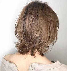 Short Cuts, Bob, Hair Beauty, Long Hair Styles, Instagram, Hairstyles, Autumn, Fashion, Japanese Haircut
