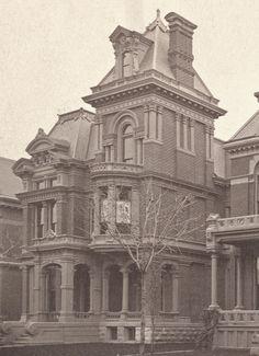 Old Detroit Mansions - Bing Images