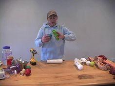 AFF Enrichment Toys  INTERACTIVE PVC TOYS by Animal Farm Foundation