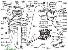 suzuki multicab carburetor diagram - Google Search   automotive ...