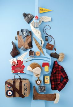Where Toronto Gift Guide 2010.  Styling by Daniel Onori/Plutino Group.  Photography by Luis Albuquerque.