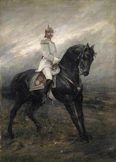 Kaiser Wilhelm by Koppay